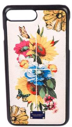 Dolce & Gabbana Floral iPhone Case
