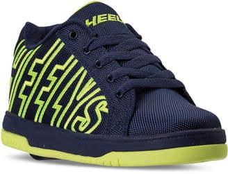 Heelys Little Boys' Split Skate Casual Sneakers from Finish Line