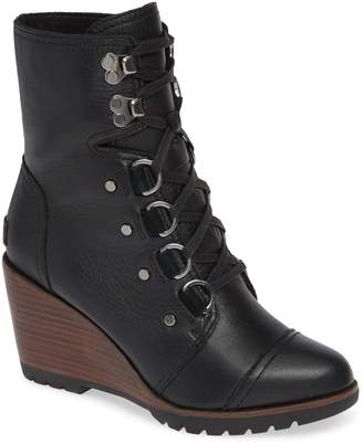 Sorel After Hours Lace-Up Waterproof Boot