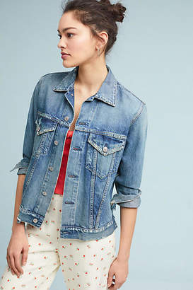 Citizens of Humanity Crista Denim Trucker Jacket
