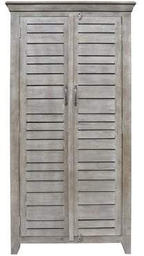 August Grove Fairwinds 11 Floor Wine Cabinet & Rack