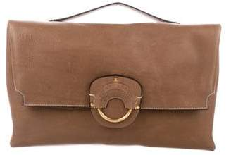 Ghurka Sarda Fold-Over Bag