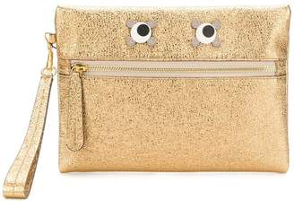 Anya Hindmarch eyes embellished clutch