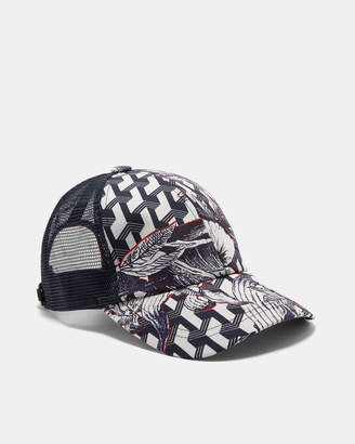 Ted Baker SWINGIT Printed baseball cap