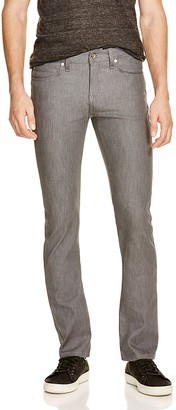 Naked & Famous Skinny Guy Super Slim Fit Jeans in Grey $140 thestylecure.com