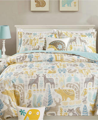 Ink+ivy Ink+Ivy Kids Woodland 4-Pc. Full/Queen Comforter Set Bedding
