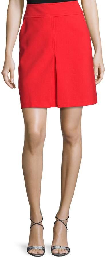 Trina Turk Women's Lona Pleat A Line Skirt