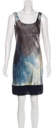 Nicole Miller Silk Mini Dress w/ Tags