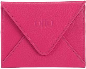OTTO Leather Otto Genuine Leather Wallet - Multiple Slots, Money, ID, Tickets, Cards - RFID Blocking