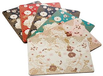 Maxwell & Williams Kimono 6-Piece Placemat Set