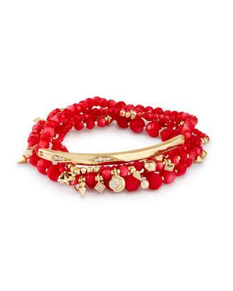 Kendra Scott Supak Beaded Bracelet Set