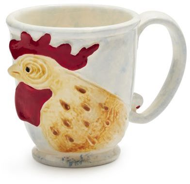 Sur La Table Jacques Pépin Collection Figural Chicken Mug