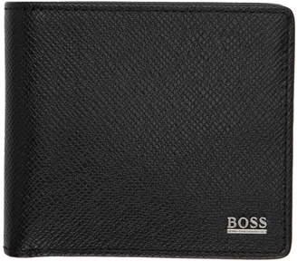 BOSS Black Signature 4CC Coin Wallet