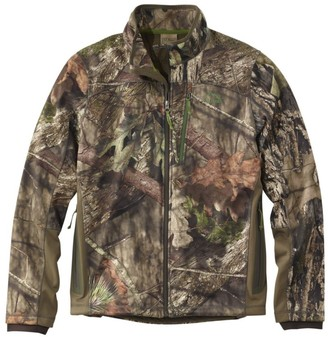 L.L. Bean L.L.Bean Ridge Runner Soft-Shell Hunting Jacket, Camo