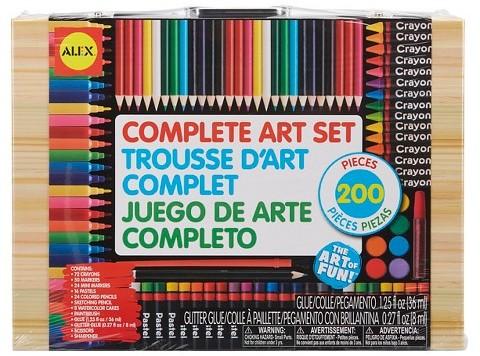 AlexALEX Toys Artist Studio Complete Art Set