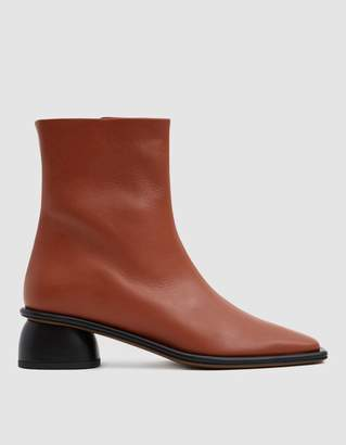 Neous Shoes Sed Leather Ankle Boot