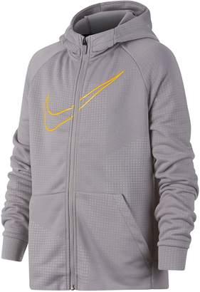 on sale 54347 367b1 Nike Boys 8-20 Dry Legacy Full-Zip Hoodie