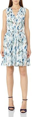 REISS Frida Printed Dress $320 thestylecure.com