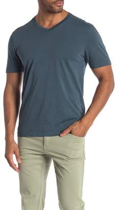 Agave Solid V-Neck Tee