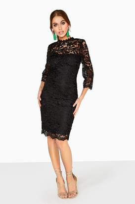 Paper Dolls Black Lace Dress