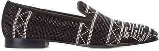 Louis Leeman Crystal loafers