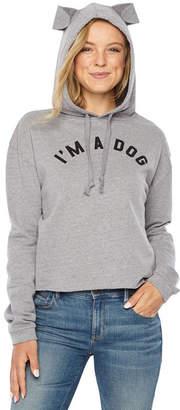 Fifth Sun I'm a Dog Hoodie - Juniors