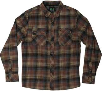 Hippy-Tree Hippy Tree Sheldon Flannel Shirt - Men's