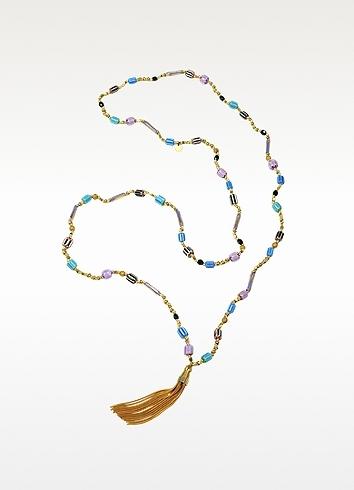 Antik Batik Andina - Long Necklace