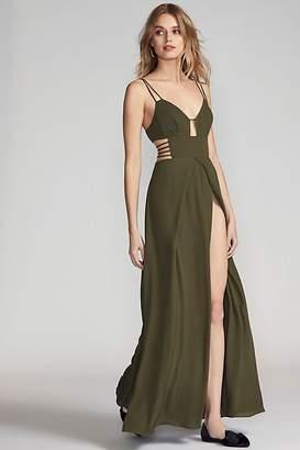 Fame & Partners The Megan Maxi Dress