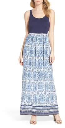 Fraiche by J Cutout Maxi Dress
