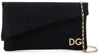 Dolce & Gabbana Girls knitted clutch