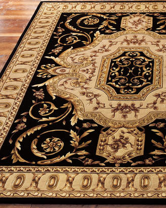 """Horchow Empire Scrolls Rug, 7'6"""" x 9'6"""""""