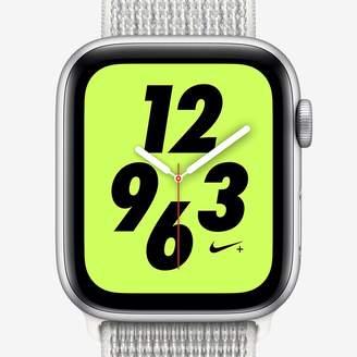 Nike Apple Watch Series 4 (GPS + Cellular) with Sport Loop 44mm Sport Watch