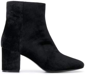 Twin-Set chunky heel ankle boots