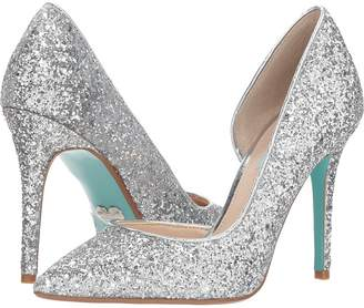 Betsey Johnson Blue by Sally High Heels