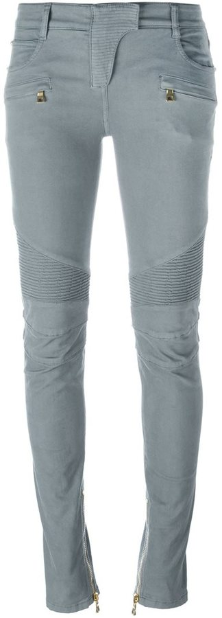 BalmainBalmain biker jeans