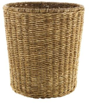 Woven Waste Basket