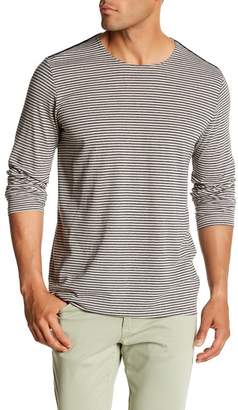 Velvet by Graham & Spencer Stripe Jersey Knit Tee