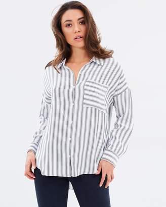 DECJUBA Talitha Batwing Sleeve Shirt