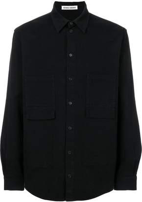 Henrik Vibskov chest pocket shirt