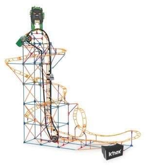 K'nex K'NEX PANTHER Attack Roller Coaster Set