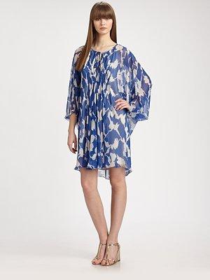 Diane von Furstenberg New Fleurette Dress