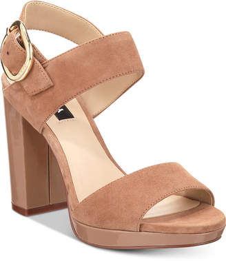 DKNY Bell Slingback Sandals, Created For Macy's