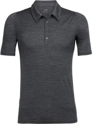 Icebreaker Cinco Short-Sleeve Polo - Men's