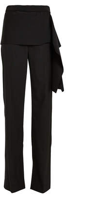 3.1 Phillip Lim Side Tie Tailored Trousers