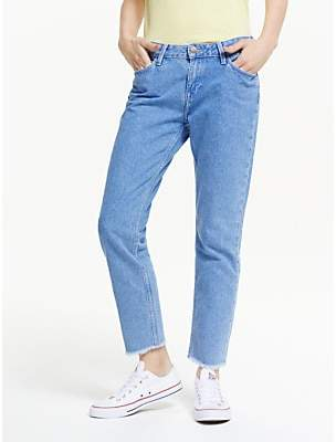 Lee Elly High Waist Slim Jeans, B-Side