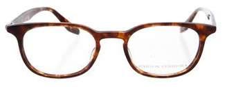 Barton Perreira James Tortoiseshell Eyeglasses w/ Tags