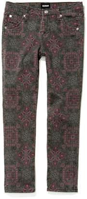 Hudson Printed Skinny Pant