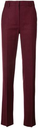 Sportmax mid rise tailored trousers