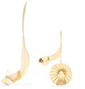 J.W.Anderson Gold-tone Earrings